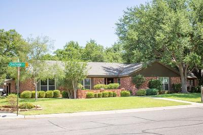 Midland Single Family Home For Sale: 14 Chatham Court
