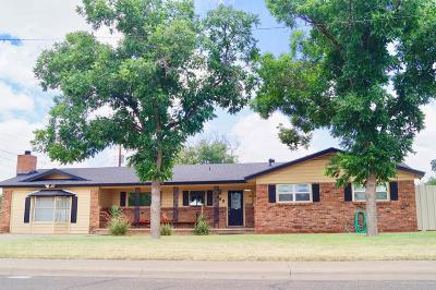 Midland Single Family Home For Sale: 700 Osage