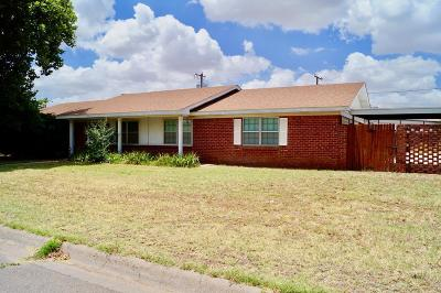 Midland Single Family Home For Sale: 1405 Boeing