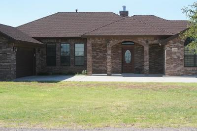 Midland Single Family Home For Sale: 12300 E County Rd 114