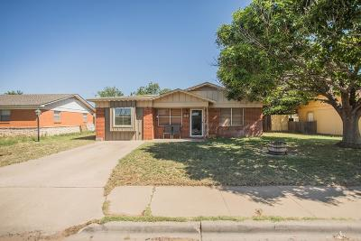 Odessa Single Family Home For Sale: 2613 E 10th St