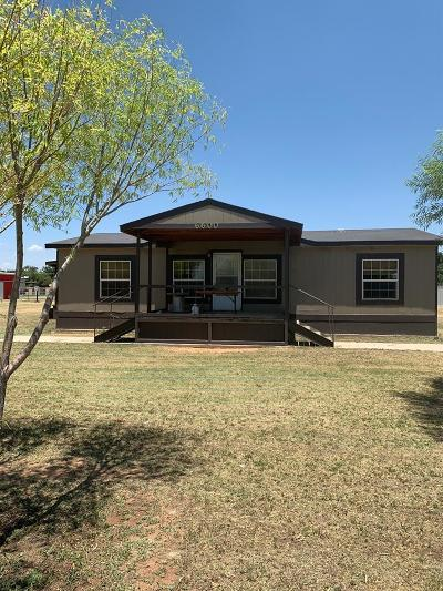 Odessa Single Family Home For Sale: 6600 N Huber Ave
