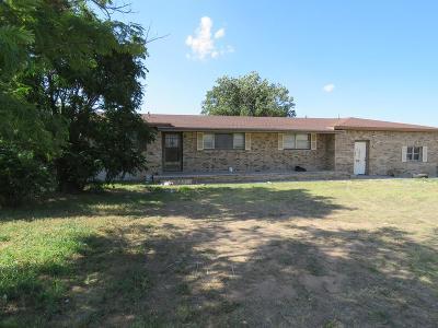 Odessa Single Family Home For Sale: 400 W Yukon Rd