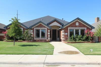 Odessa Single Family Home For Sale: 7609 Canterbury Dr