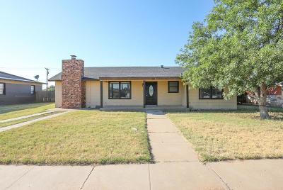 Midland Single Family Home For Sale: 3216 W Michigan Ave