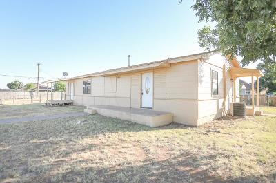 Midland Single Family Home For Sale: 3111 Loma Dr