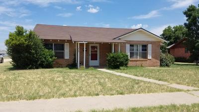 Midland Single Family Home For Sale: 1808 W Louisiana Ave