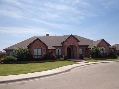 Midland Single Family Home For Sale: 2100 Ironwood