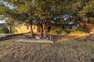 Odessa Single Family Home For Sale: 4224 Dakota Ave
