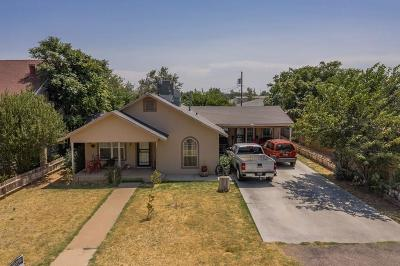 Midland TX Single Family Home For Sale: $177,900