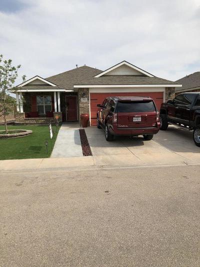 Odessa Single Family Home For Sale: 311 E 95th St