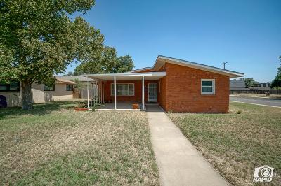 Odessa Single Family Home For Sale: 2300 Catalina Dr