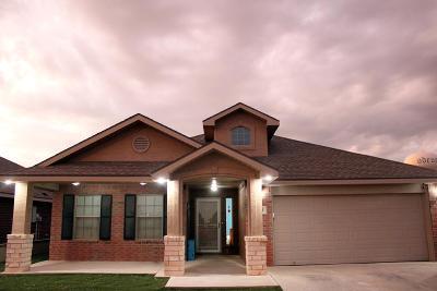 Odessa Single Family Home For Sale: 409 Cabrillo Dr