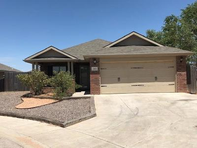 Odessa Single Family Home For Sale: 315 Lamar Court