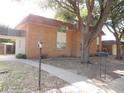 Odessa Rental For Rent: 4032 Lakeside Dr