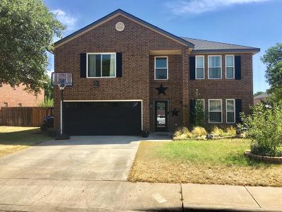 Odessa Single Family Home For Sale: 3904 Hadden Dr