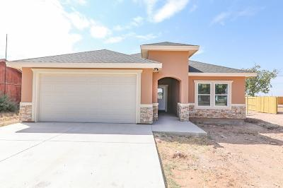 New Construction for Sale in Odessa, TX