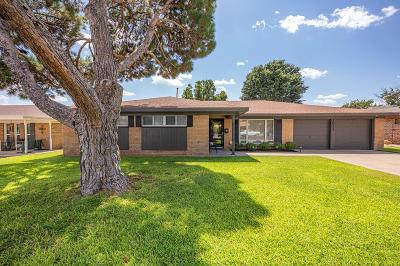 Odessa Single Family Home For Sale: 1511 Haywood Ave