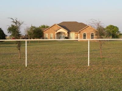 Odessa Single Family Home For Sale: 5271 S Southfork St