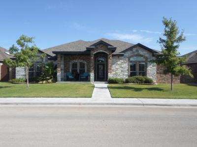 Odessa Single Family Home For Sale: 7607 Keyhaven
