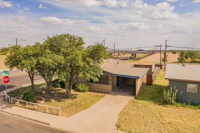 Odessa Single Family Home For Sale: 422 Pecos St
