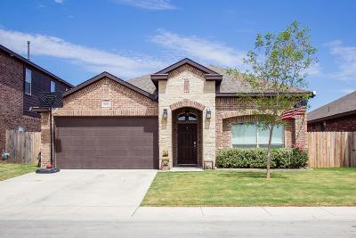 Odessa Single Family Home For Sale: 7052 Circle Cross Rd.