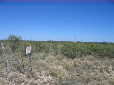 Odessa Residential Lots & Land For Sale: Fm 866