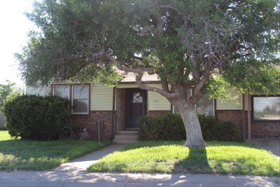 Odessa TX Single Family Home For Sale: $169,150