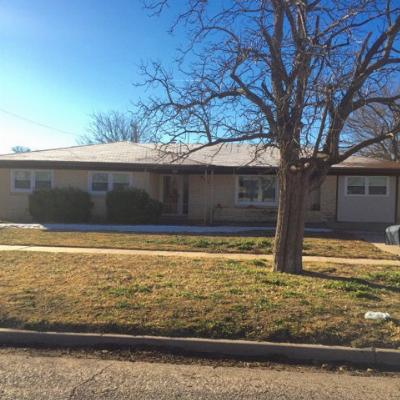 Seminole Single Family Home For Sale: 601 SW Ave J