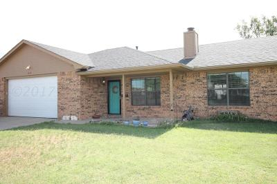 Single Family Home For Sale: 1438 N Dwight St
