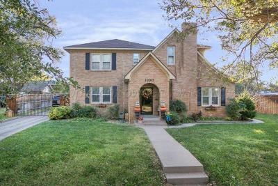 Single Family Home For Sale: 1100 N Mary-Ellen St