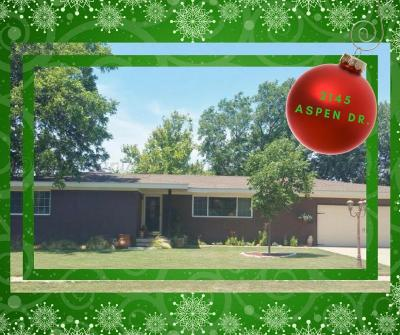 Single Family Home For Sale: 2145 N Aspen Dr