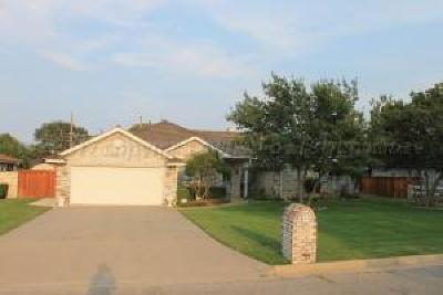 Single Family Home For Sale: 2306 Chestnut Dr