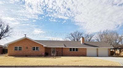 Single Family Home For Sale: 2321 N Aspen Dr