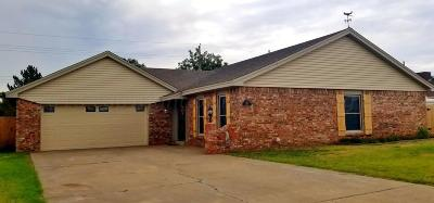 Single Family Home For Sale: 2424 N Cherokee Dr