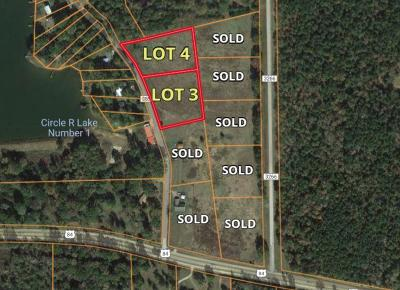 Anderson County Residential Lots & Land For Sale: Hwy 84