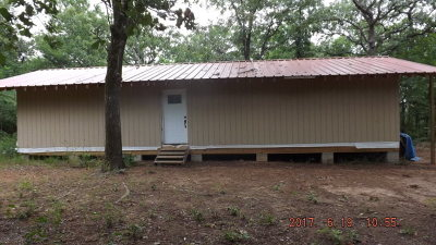 Single Family Home For Sale: 4596 An County Road 404