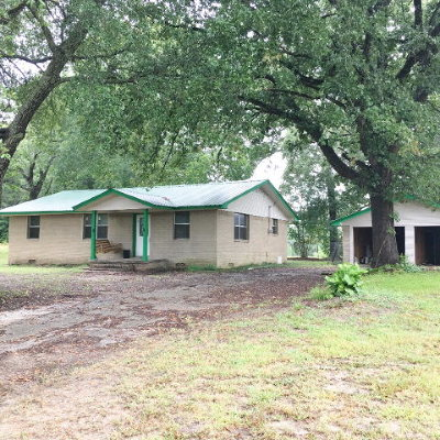Neches TX Single Family Home For Sale: $99,900