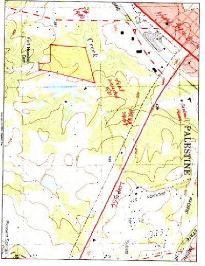 Anderson County Residential Lots & Land For Sale: 1162 Ancountyrd 2101
