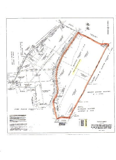 Anderson County Residential Lots & Land For Sale: An County Road 370