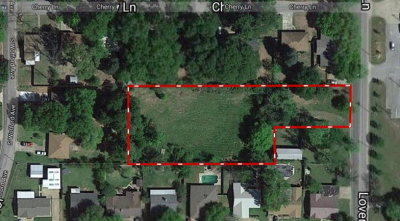 Henderson County Residential Lots & Land For Sale: 300 Lovers Lane