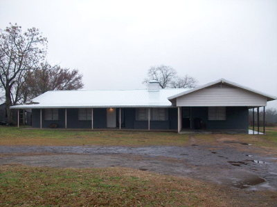 Tennessee Colony TX Single Family Home For Sale: $155,000