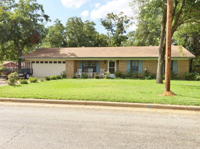 Palestine TX Single Family Home For Sale: $115,000