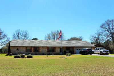 Palestine TX Single Family Home For Sale: $179,500