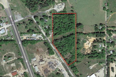 Henderson County Residential Lots & Land For Sale: 1150 Old Kaufman Road