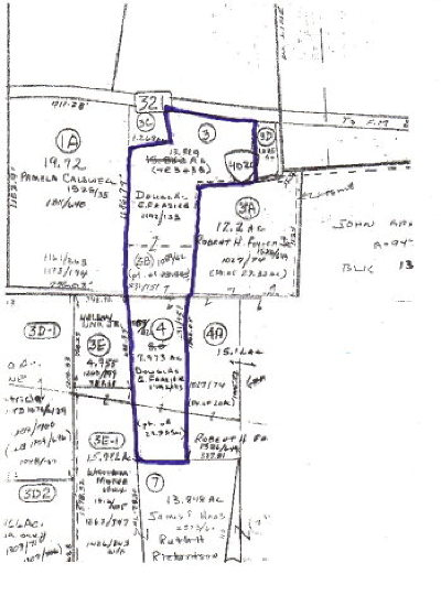 Residential Lots & Land For Sale: 3081 E Fm 321