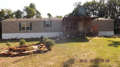 Oakwood TX Single Family Home For Sale: $89,900