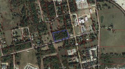 Anderson County Residential Lots & Land For Sale: 000 Gillespie Rd