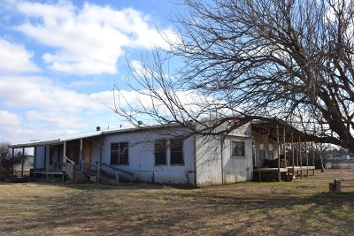 Midland TX Single Family Home For Sale: $105,000