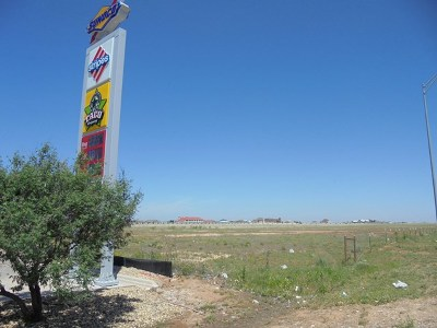 Odessa Residential Lots & Land For Sale: 8005 Tx-Hwy 191 Frontage